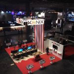 STAND KONIX, Paris Games Week 2016